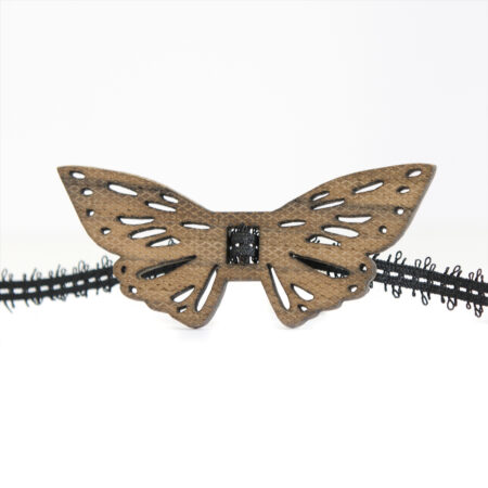 Papillon Butterfly in rovere massiccio Ep9