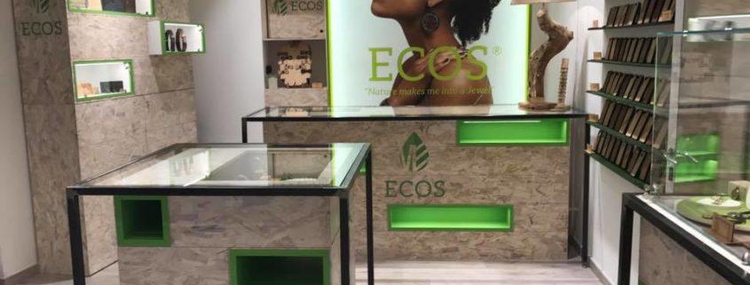 ECOS Concept Store Sanremo, una casa per la Natura
